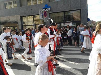 FOTKA - Slovácke slávnosti vína v Uherskom Hradišti9