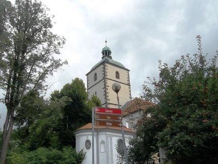 FOTKA - Benešov nad Ploučnicí,kostel