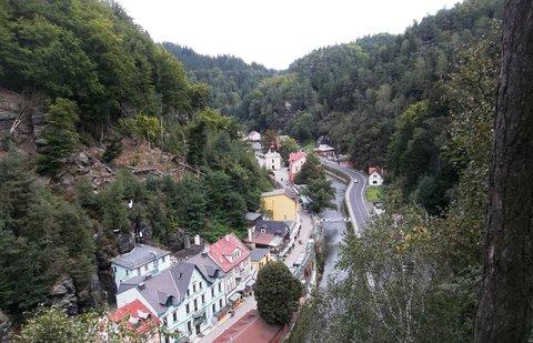 FOTKA - Hřensko,České Švýcarsko