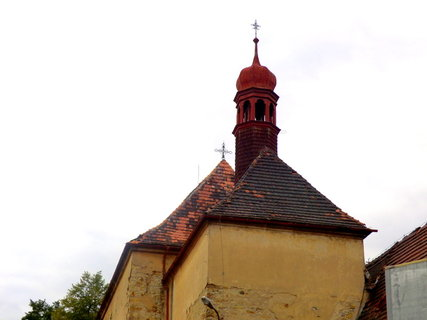 FOTKA - Kopule kostela sv.Václava