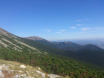FOTKA - horské stráně