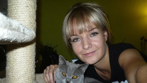 FOTKA - Já s kóčou