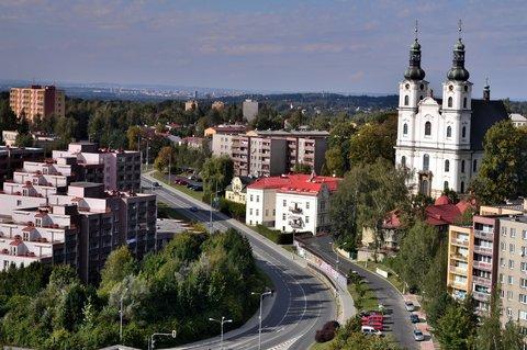 FOTKA - Frýdek, Lískovecka ulice