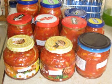 FOTKA - Paprikový salát