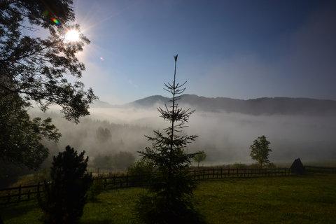 FOTKA - Když se hory probouzí