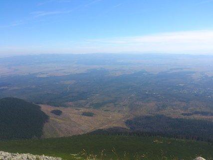 FOTKA - pohled do údolí