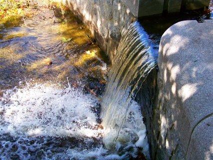 FOTKA - podzimní procházka 28.9.2012, dopadající voda..