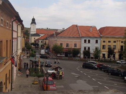 FOTKA - v uličkách Levoče