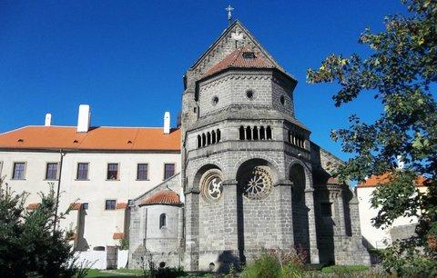 FOTKA - T�eb�� - Bazilika