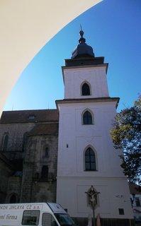 FOTKA - Třebíč..u zámku