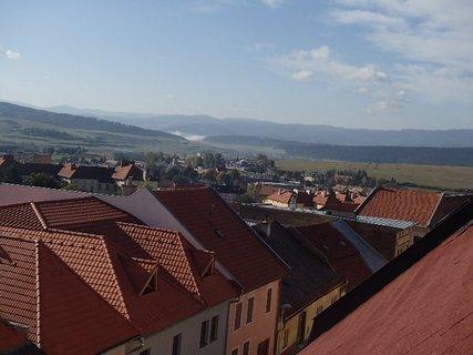 FOTKA - Levoča-pohľad zhora
