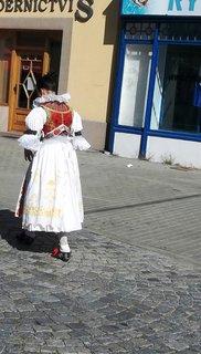 FOTKA - Krásný kroj v Tovačově