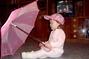 Barbie deštník