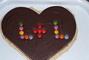 čokoládové srdce:)