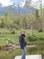 Pri jazierku v Tatrách