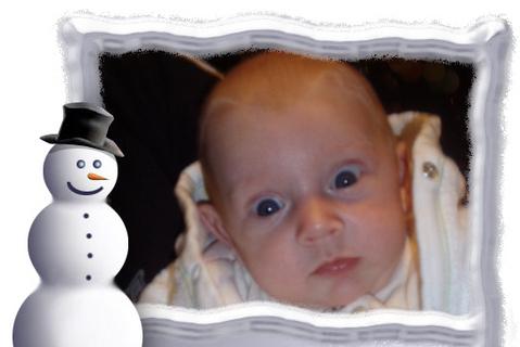 FOTKA - sněhuláče
