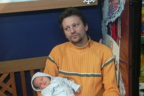 FOTKA - táta a syn