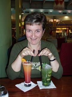 FOTKA - Já a drinky