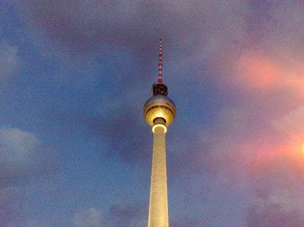 FOTKA - Televizní věž v Berlíně - 08