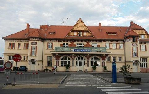 FOTKA - Uherské Hradiště,nádr.