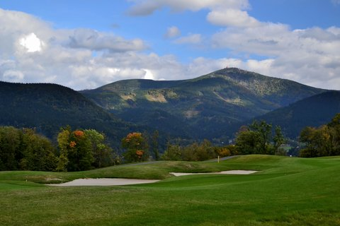 FOTKA - Konec sezony na golfu