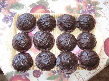 FOTKA - Čokoládové mufinky