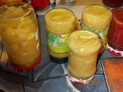 FOTKA - jablečná marmeláda