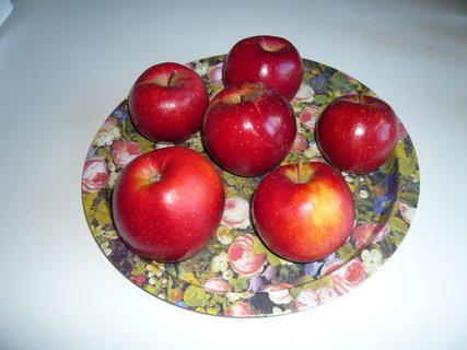FOTKA - jablíčka jako malovaná