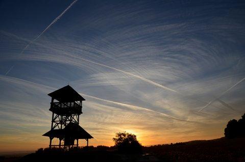 FOTKA - Oštukovné nebe