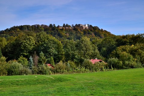 FOTKA - Pod hukvaldským hradem