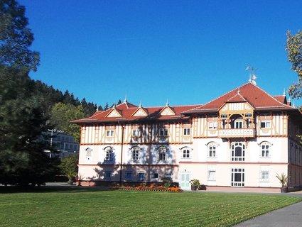 FOTKA - Luhačovice hotel Jurkovičův dům