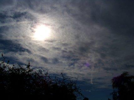 FOTKA - sobotní procházka, sluníčko se schovalo... :-(