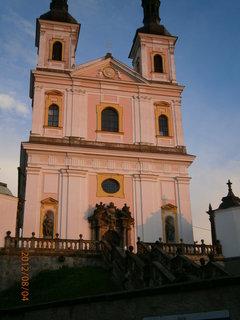 FOTKA - Poutní kostel Panny Marie na Chlumku v Luži