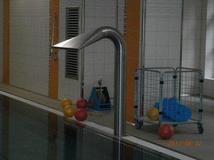 FOTKA - Nový rehabilitační bazén v Hamzově léčebně-tohle mam rada