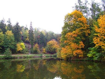 FOTKA - 12.10.12, dopolední procházka, Dolnomlýnský rybník ...,,,