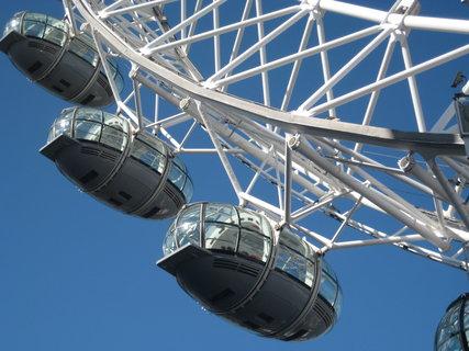 FOTKA - Londýnské oko