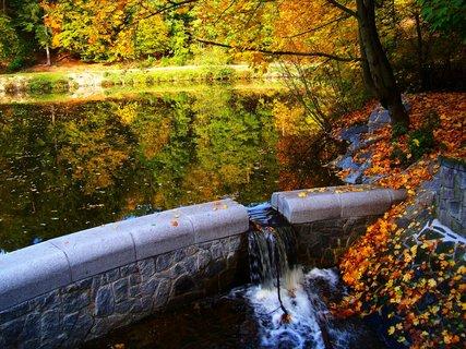 """FOTKA - 19.10.2012, """"podzimní"""" splav"""
