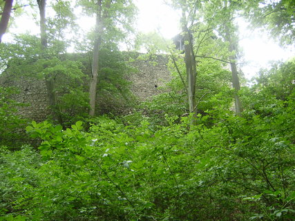 FOTKA - Hradní zeď
