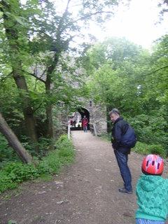 FOTKA - hradní brána