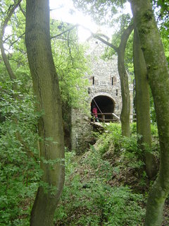 FOTKA - hradní brána 2