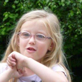 FOTKA - Moje vnučka Natálka