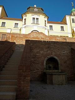 FOTKA - schodiště pod kaplí biskupského gymnázia