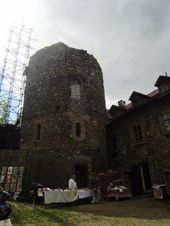 FOTKA - Pohled na druhou věž