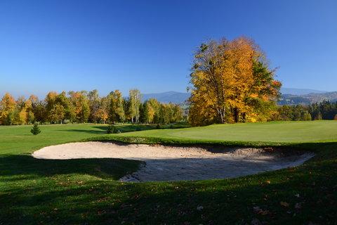 FOTKA - na golfu sezóna skončila