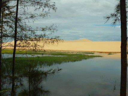 FOTKA - Písek a voda