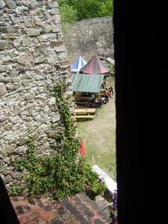 FOTKA - v hradní věži