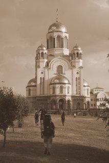 FOTKA - Jekatěrinburg 13, Chrám na krvi