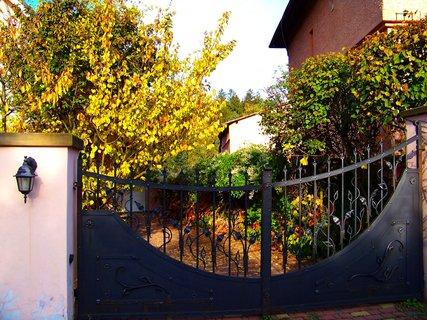 """FOTKA - 25.10.12, brána """"do podzimu"""""""