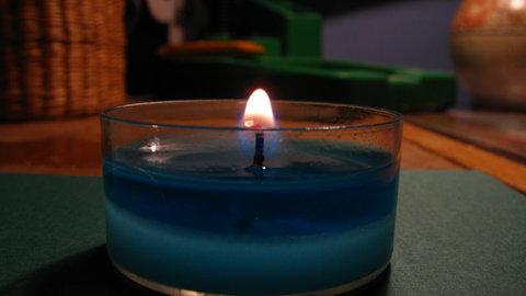 FOTKA - Svíčky to je moje =)
