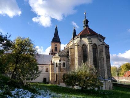 FOTKA - Kostel Na nebevstoupení Pany Marie, gotická část